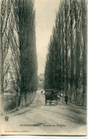 - 91 -ESSONNE- CHAMPROSAY - Avenue Des Peupliers - Other Municipalities