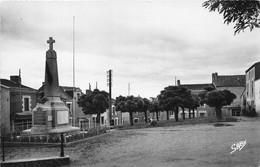 ¤¤    -   LE CELLIER    -  Place Des Acacias Et Monument Aux Morts       -   ¤¤ - Le Cellier