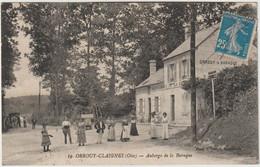 OISE ORROUY CLAIGNES AUBERGE DE LA BARAQUE - Otros Municipios