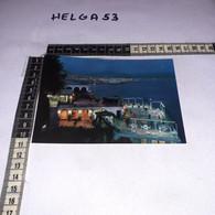C12386 VIETRI SUL MARE PANORAMA NOTTURNO DI SALERNO DAL LLOYD'S BAIA HOTEL - Italy