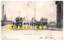 Montauban  Les Trolleys Sur Le Pont - Montauban