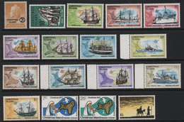 Christmas Island (03) 1958-86. 82 Different Stamps. Mint & Used. - Christmas Island