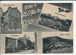 ANCONA SAN VITO IN MONTE VEDUTE - Ancona
