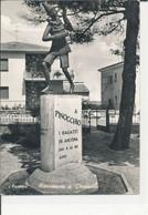 ANCONA MONUMENTO A PINOCCHIO - Ancona