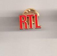 REF Y7 : Pin's Pin RTL DECAT - Medien