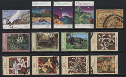 Christmas Island (04) 1993-2004. 28 Different Stamps. Mint & Used. - Christmas Island