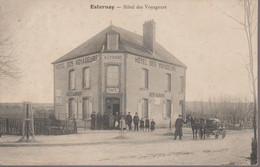 ESTERNAY -  HOTEL DES VOYAGEURS - Esternay