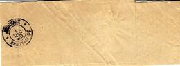 1888 - Bande De Journal Avec  JOURNAUX * BEAUVAIS P P  * - Storia Postale
