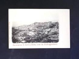 SICILIA -ENNA -CALASCIBETTA CASTROGIOVANNI -F.P. LOTTO N°748 - Enna