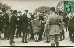 METZ - 02 JUIN 1920 - CARTE PHOTO RARE De L' ARRIVEE De Mr Alexandre MILLERAND Par PRILLOT  (2)  - - Metz