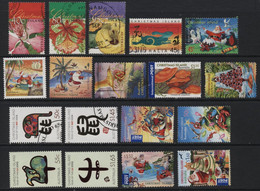 Christmas Island (05) 2005-2015. 18 Different Stamps. Mint & Used. - Christmas Island