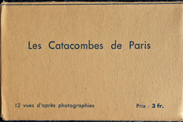 Les Catacombes De Paris - 12 Vues . - Autres