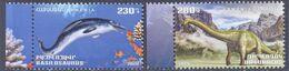 2020. Armenia, Flora And Fauna Of Ancient World, 2v, Mint/** - Armenia