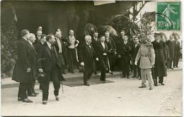 METZ - 02 Et 03 JUIN 1920 - CARTE PHOTO RARE De Mr Alexandre MILLERAND Par PRILLOT  (2)   - - Metz