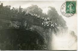 METZ - 02 Et 03 JUIN 1920 - CARTE PHOTO RARE De Mr Alexandre MILLERAND Par PRILLOT  (3)   - - Metz