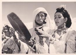 Cpsm 10x15 . LE MAROC ARTISTIQUE (N° 1308) L' Ahidous. Danse Berbère - Malí