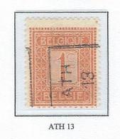 Préo 1913 - Rollenmarken 1910-19
