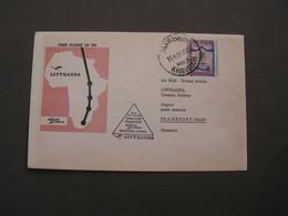 Sudan Lufthansa Flight 1962 - Sudan (1954-...)