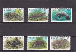 Belice Nº 950 Al 955 - Belize (1973-...)