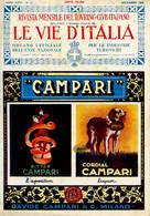 PUB 46 - PUBBLICITA' CAMPARI - 1925 - Werbung