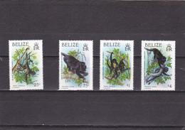 Belice Nº 854 Al 857 - Belize (1973-...)