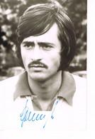 JEUX OLYMPIQUES - AUTOGRAPHE SUR PHOTO - ALLEMAGNE - BAUMGART - HOCKEY SUR GAZON  - - Autogramme