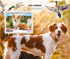 Niger 2020   Fauna  Dogs   S202007 - Niger (1960-...)