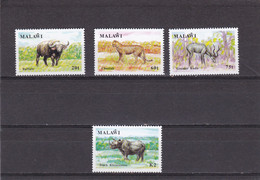 Malawi Nº 581 Al 584 - Malawi (1964-...)