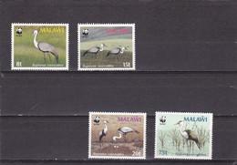 Malawi Nº 489 Al 492 - Malawi (1964-...)