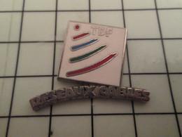 1420 Pins Pin's / Rare & Belle Qualité THEME MEDIAS / TDF RESEAUX CABLES TELE DIFFUSION DE FRANCE - Medien