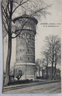CPA SOIGNIES Château D'eau Et Gendarmerie - Soignies
