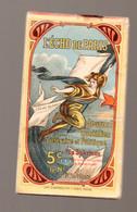 Superbe Petit Carnet Publicitaire L'ECHO DE PARIS (PPP23885) - Werbung