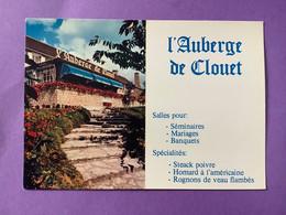 61   CPSM  LA FERTÉ MACÉ   L'Auberge De Clouet    Très Bon état - La Ferte Mace