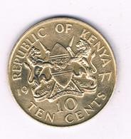 10 CENTS   1978  KENIA /7560/ - Kenya