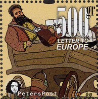 Finland - Peterspost - 2020 - Europa CEPT - Ancient Postal Routes - Mint Stamp (private Post) - Paketmarken