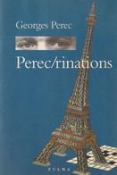 PEREC/RINATIONS DE GEORGES PEREC ED. ZULMA 1997 - Palour Games