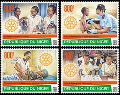 Niger 2020   Rotary S202007 - Niger (1960-...)