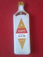 ANTIGUO DÍPTICO PUBLICIDAD PUBLICITARIO ADVERTISING LONDON DRY GIN GILBEY'S GINEBRA COCKTAILS VER...DIPTYCH OLD DIPTYQUE - Werbung