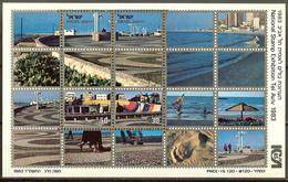 ISRAEL B.F. N°26** - Cote 16.00 € - Blocs-feuillets