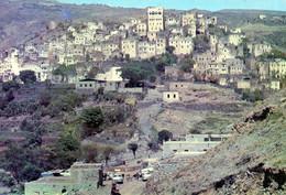 CPA - YEMEN  - VILLE DE JIBLA - VUE GENERALE - CL.24-24 - Yémen