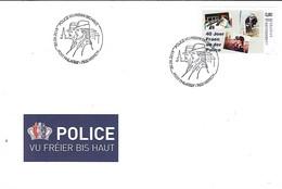 Luxembourg - Luxemburg  Lettre  -  2019  POLICE  VU FRÉIER AN HAUT - Blocs 1924-1960