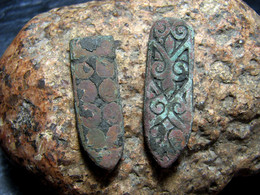 Ancient Vikings Bronze Decoration 10-12 Centuries - Archeologia