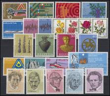 1972. Switzerland. Full Years. MNH ** - Nuovi
