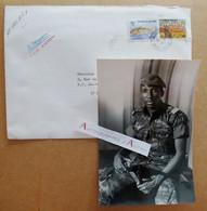 Capitaine Thomas SANKARA - Haute Volta - Photo Signature Autographe > France - Autograph Burkina Faso - Militaria - Yako - Autographs