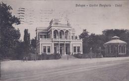 Bologna - Giardini Margherita - Chalet - Viaggiata 08/08/1925 - Bologna