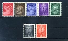 1947 VATICANO SET * Posta Aerea - Posta Aerea