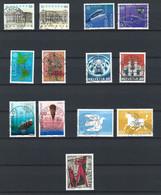 XX-/-364. YVERT - EUROPA 90/95 & 97. OBL., COTE 11.25 €, IMAGE DU VERSO SUR DEMANDE - Schweiz
