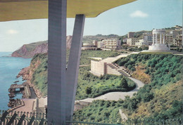 (L009) - ANCONA - Il Passetto E Il Monumento Ai Caduti - Ancona