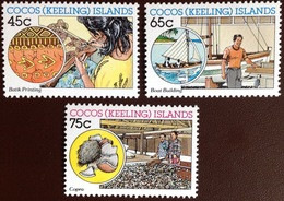 Cocos Keeling 1987 Malay Industries MNH - Cocos (Keeling) Islands