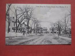 County Road New Market  New Jersey >   Ref  4385 - Non Classificati